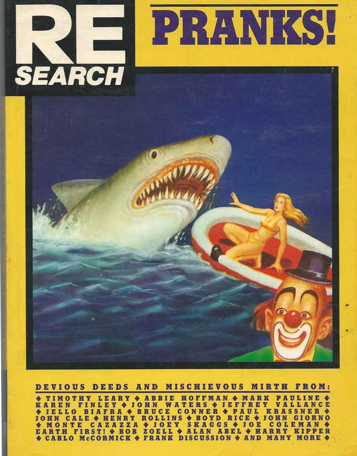 ReSearch Pranks