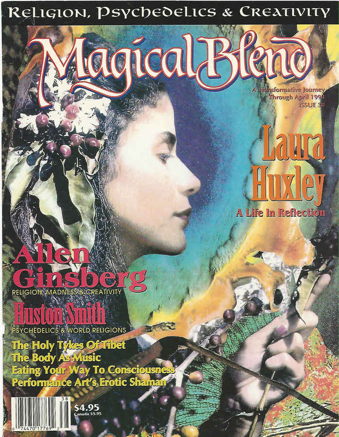 Magical Blend cover
