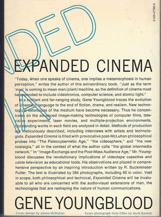 Expanded Cinema back